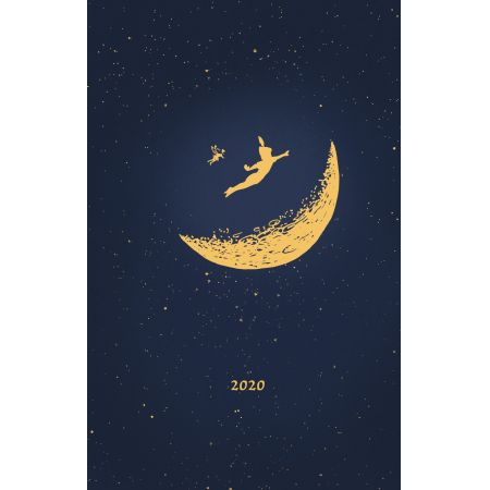 Kalendarz 2020. Piotruś Pan