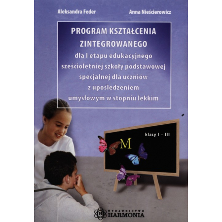 Program kształcenia zintegrowanego dla I etapu...