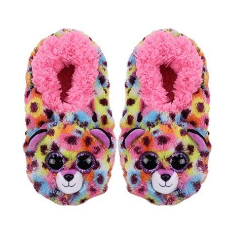 TY Fashion Giselle - Pantofle Lampart
