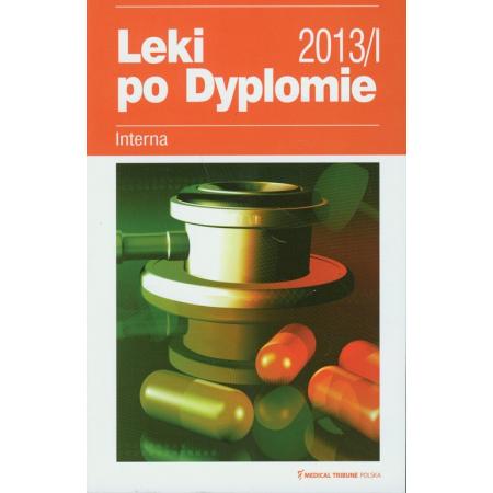 Leki po Dyplomie 2013 Interna