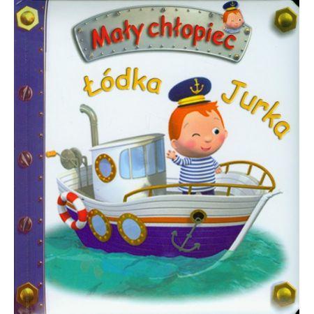 Mały chłopiec - Łódka Jurka