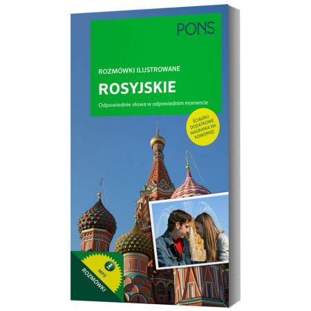 Rozmówki ilustrowane audio - rosyjskie PONS