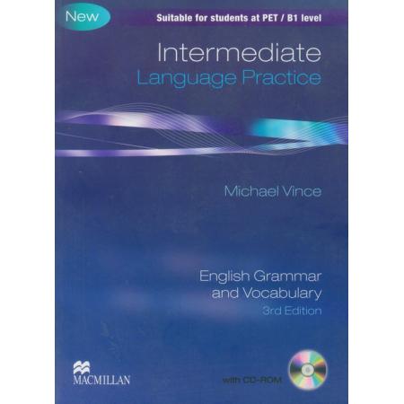 Language Practice Intermediate + CD bez kodu