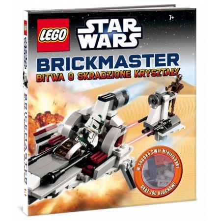 LEGO Star Wars Brickmaster Bitwa o skradzione kryształy