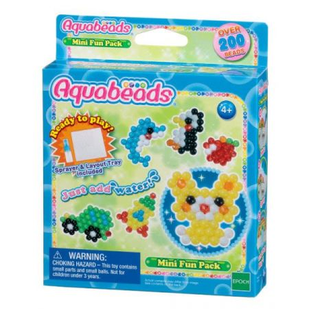 AQUABEADS Zestaw Mini Fun Pack 32748