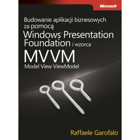 Budowanie aplikacji biznesowych za pomocą Windows Presentation Foundation i wzorca Model View ViewM