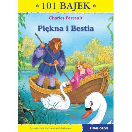 101 bajek. Piękna i Bestia