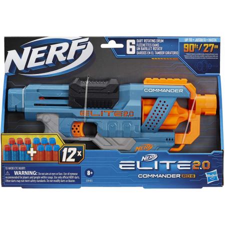 NERF FoElite 2.0 Commander