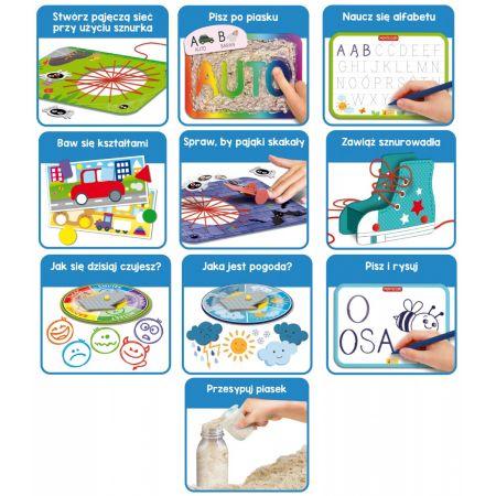 Montessori. Moje pierwsze biurko