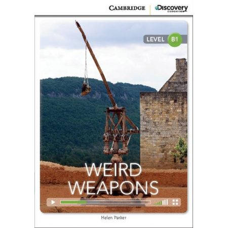 Weird Weapons Intermediate Book with Online Access