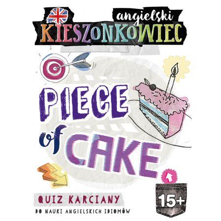 Kieszonkowiec angielski.  Piece of Cake (15+)