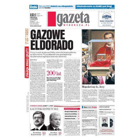 Gazeta Wyborcza - Łódź 130/2010