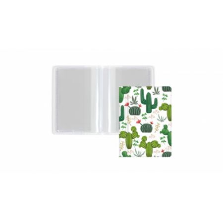 Okładka na dokumenty mini kaktus BIURFOL OD-25-10