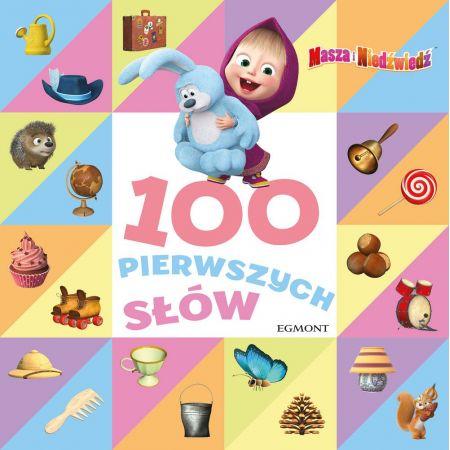 Masza i Niedźwiedź. 100 pierwszych słów
