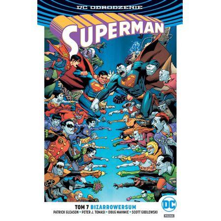 Superman. Tom 7. Bizzarowersum