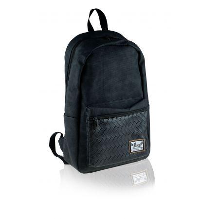 Plecak jednokomorowy młodzieżowy Black Angel Hash