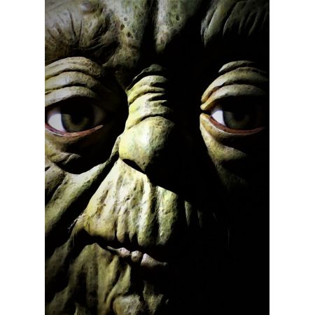 Face It! Star Wars Gwiezdne Wojny - Master Yoda - plakat