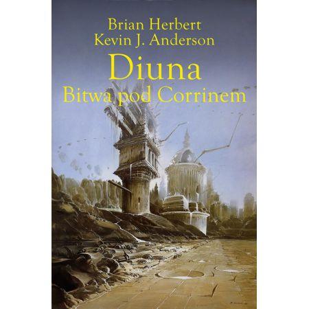 Diuna. Bitwa pod Corrinem. Legendy Diuny. Tom 3