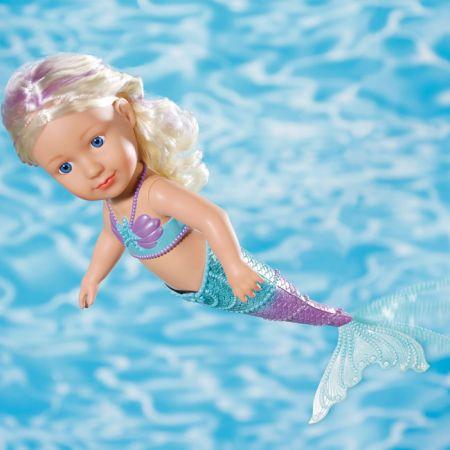 Baby born - Pływająca syrenka