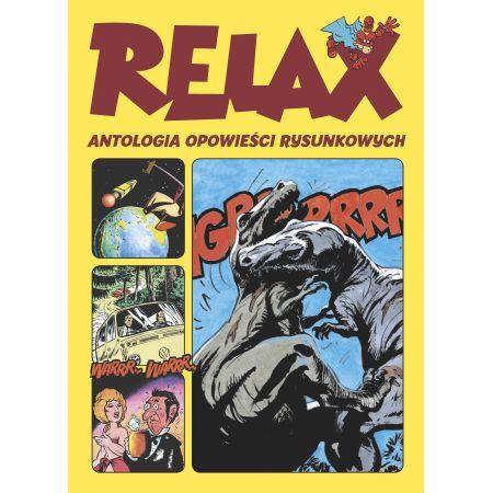 Relax. Antologia opowieści rysunkowych