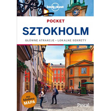 Lonely Planet Pocket. Sztokholm