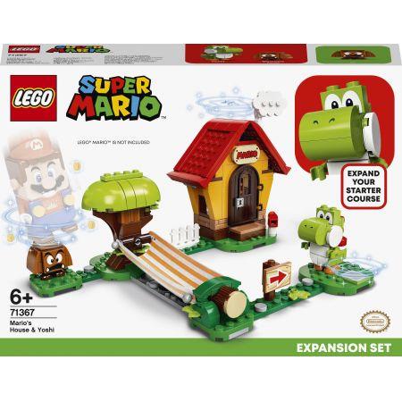Yoshi i dom Mario. Zestaw rozszerzający 71367