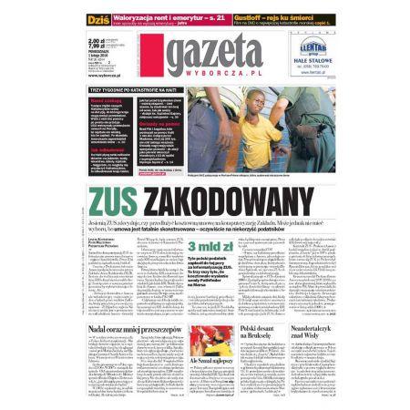 Gazeta Wyborcza - Białystok 26/2010