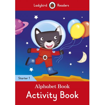 Alphabet Book Activity Book Ladybird Readers