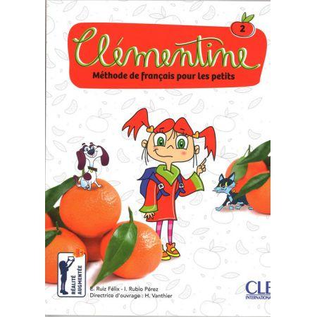 Clementine 2 Podręcznik + DVD A1.2