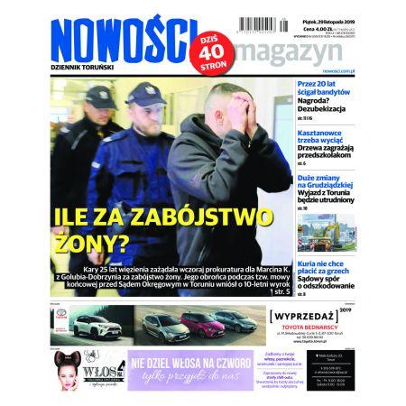 Nowości Dziennik Toruński  278/2019