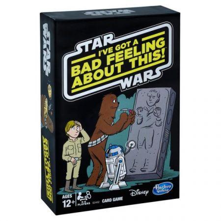 Star Wars I've got a bad feeling about this! gra towarzyska E2452 HASBRO