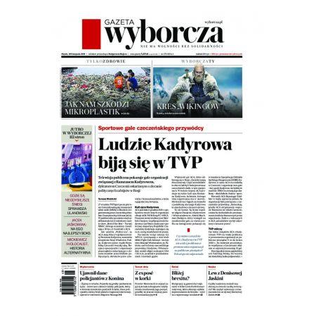 Gazeta Wyborcza - Częstochowa 278/2019