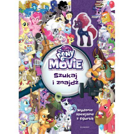 My Little Pony The Movie. Szukaj i znajdź