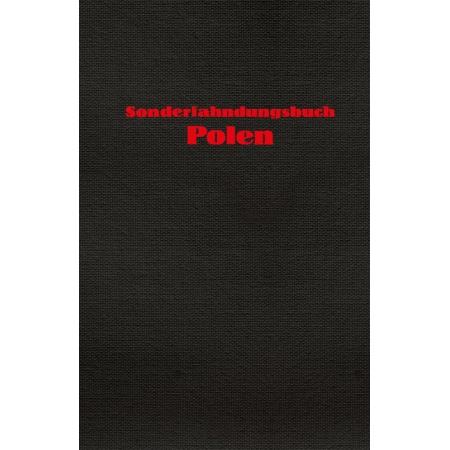 Sonderfahndungsbuch Polen