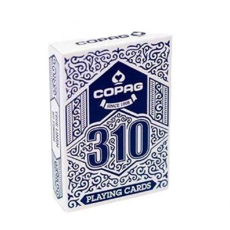 Karty do gry - COPAG 310 Slimline Blue CARTAMUNDI