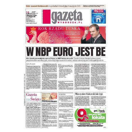 Gazeta Wyborcza - Kielce 263/2008