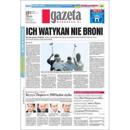 Gazeta Wyborcza - Kielce 282/2008