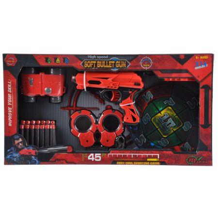 Pistolet na strzałki   akcesoria MEGA CREATIVE 460086