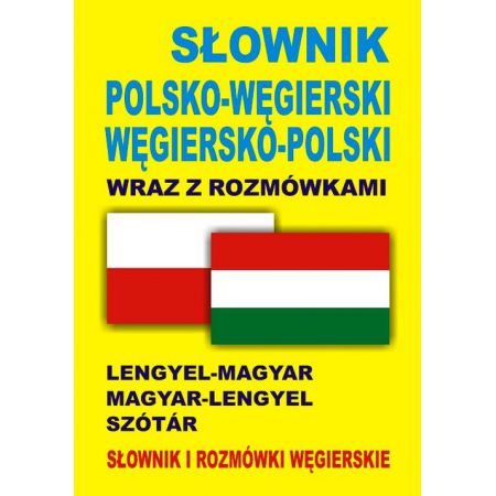 Słownik pol-węgierski,węgiersko-pol wraz z rozm.