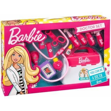 Zestaw mały doktor walizka Barbie RP