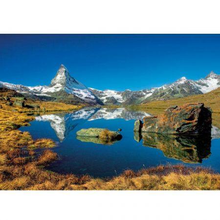 Puzzle 1000 Widok na Matterhorn