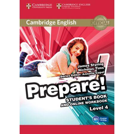 Cambridge English Prepare! 4 Student's Book