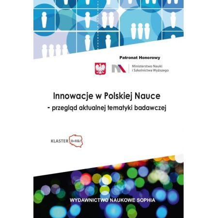 Innowacje w Pol. nauce -.. tematyki badawczej