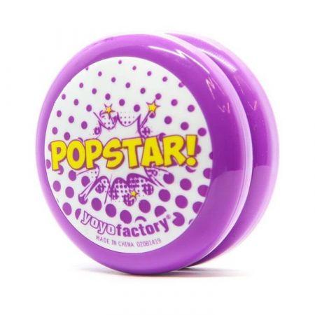 Jojo profesjonalne Spinstar Collection Popstar fioletowe
