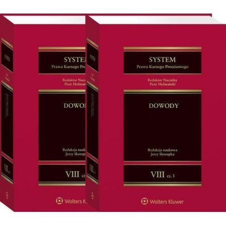 System Prawa Karnego Procesowego T.8 cz.3-4