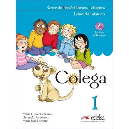 colega 1 podręcznik