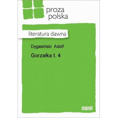 Gorzałka t. 4