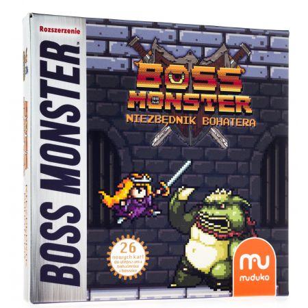 Boss Monster. Niezbędnik bohatera