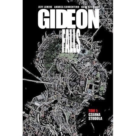 Czarna stodoła. Gideon Falls. Tom 1
