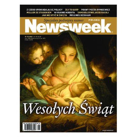 Newsweek Polska 51-52/2012